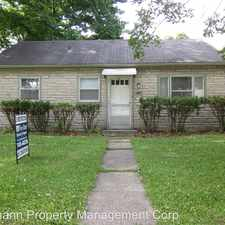 Rental info for 1234 E. Pettit Ave.