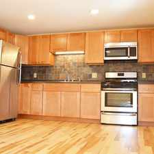 Rental info for 220 North Ave