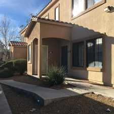 Rental info for 2010 Rancho Lake Drive Las Vegas Nevada 202 in the North Las Vegas area