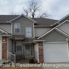 Rental info for 4618 Willow Ave in the Riss Lake area