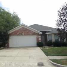 Rental info for 8728 Corral Cir. in the Fort Worth area