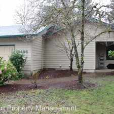 Rental info for 2406 NW Green Circle