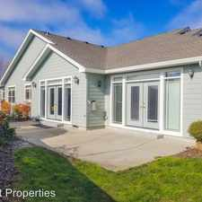 Rental info for 409 Stanford Ave in the Medford area