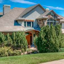 Rental info for 5355 Waterstone Drive in the Boulder area