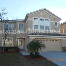 Rental info for Spacious 4/2.5 2-Car Garage Home Located in Gated Sandhill Preserve Community - Orlando in the Orlando area