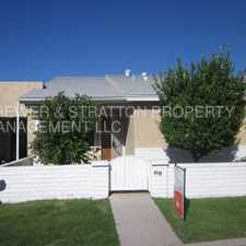 Rental info for 2929 E Broadway Rd #68- Amazing Home in Tiffany Square! CALL TODAY! in the Mesa area