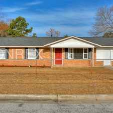 Rental info for Beautiful 3 Bedroom Available Now! in the Augusta-Richmond County area