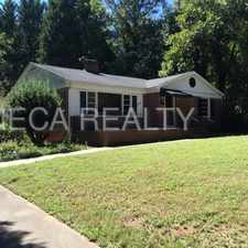 Rental info for Beautiful Brick ranch style home 3 car garage