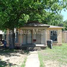 Rental info for 2144 Stovall Drive in the Dallas area