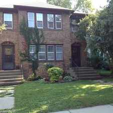 Rental info for 919 Vilas Avenue in the Madison area