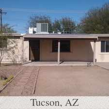 Rental info for 3 Bedrooms - Clean House With Large Yard And Lo... in the Tucson area