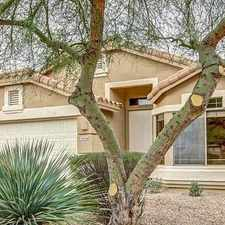 Rental info for Scottsdale - FOUR BEDROOM HOME LOCATED ON CUL-D...