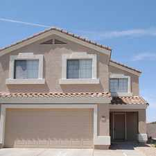 Rental info for The Best Of The Best In The City Of Queen Creek...