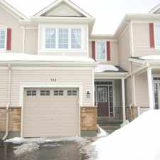 Rental info for 750 Oakglade Ave in the Stittsville area