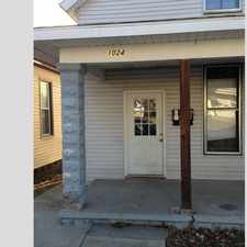 Rental info for 1024 North 8th Street in the Lafayette area