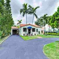 Rental info for 4637 SW 11th St Miami Two BR, Adorable home; bright, elegant