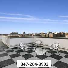 Rental info for New, No Fee, Gym, Laundry, Rooftop, Balcony in the New York area