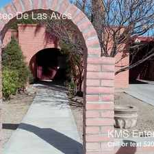 Rental info for 2910 W Paseo De Las Aves in the Drexel Heights area