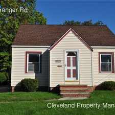 Rental info for 11805 Granger Rd in the Cleveland area