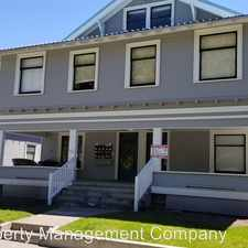 Rental info for 734 NW Broadway St. in the Bend area