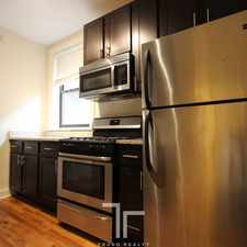 Rental info for 1821 West Leland Avenue in the Chicago area