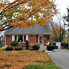 Rental info for 21 Woodward Avenue in the Markham area