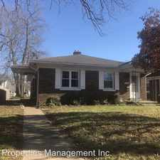 Rental info for 736 S. Norman in the Evansville area