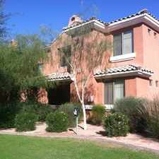 Rental info for Spacious & Open Floor Fantastic Gated Commu... in the Chandler area