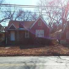 Rental info for Nice Family House For Rent. Pet OK! in the Little Rock area