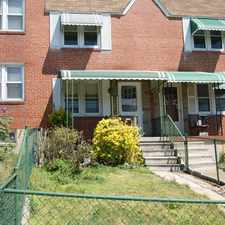 Rental info for 2147 Harman Ave in the Baltimore area