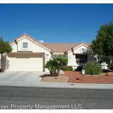 Rental info for 2423 Sungold Dr