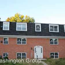 Rental info for 411 North Bend Rd - B in the Baltimore area