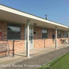 Rental info for 400 Campbell Apt. A