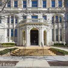 Rental info for 2029 Connecticut Ave NW Unit 63 in the Kalorama area