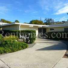 Rental info for 7063 Galewood Street in the San Diego area