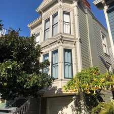 Rental info for 2082 Golden Gate Avenue in the San Francisco area