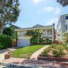 Rental info for 3109 Poinsettia Avenue in the Los Angeles area