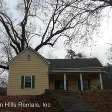 Rental info for 823 South Broad Street in the Rome area