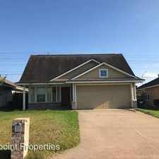 Rental info for 1045 Windmeadow Drive in the College Station area