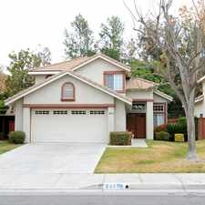 Rental info for Beautiful Home For Rent in Murrieta!