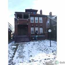 Rental info for FOR RENT! UPPER UNIT in the Detroit area