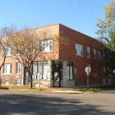 Rental info for 3811 West Hirsch Street #1 in the Chicago area