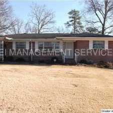 Rental info for 517 Sunhill Road Northwest in the Birmingham area