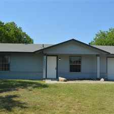 Rental info for New Listing!! 3 Bed / 2 Bath $950/mo. in the San Antonio area