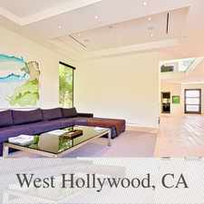 Rental info for West Hollywood Value! in the West Hollywood area