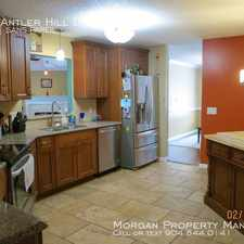 Rental info for 12478 Antler Hill Dr N in the Sans Pareil area