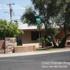 Rental info for 3337 N 66th Place in the Phoenix area