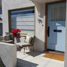Rental info for Downtown 2 1 Modern Bungalow Furnished Home in the San Buenaventura (Ventura) area