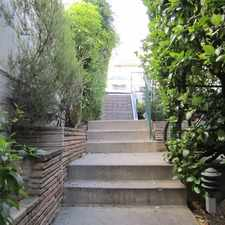 Rental info for Walk To CENTURY CITY! in the Santa Monica area