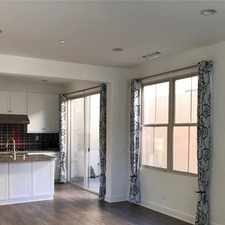 Rental info for Welcome Home To The Highly Sought After Communi... in the Irvine area